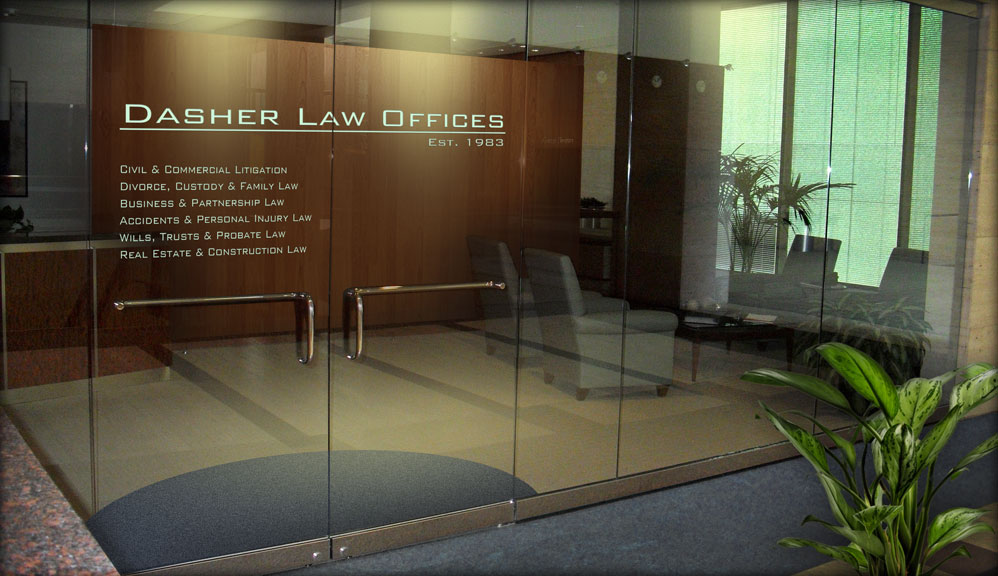 Dasher Law Offices